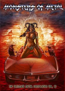 Monsters of Metal. Vol. 10 (2 DVD + Blu-ray)