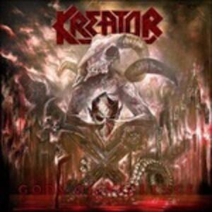 CD Gods of Violence Kreator