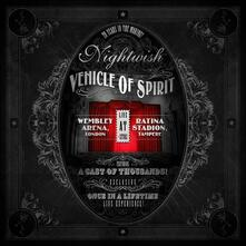 Nightwish. Vehicle Of Spirit (3 DVD) - DVD