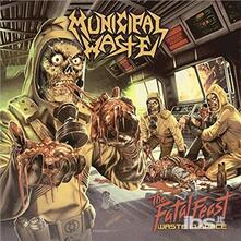 Fatal Feast (Coloured Vinyl) - Vinile LP di Municipal Waste