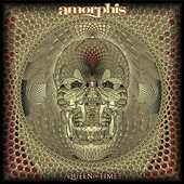 CD Queen of Time Amorphis