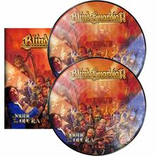 A Night at the Opera (Picture Disc) - Vinile LP di Blind Guardian