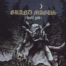 Wolf God - Vinile LP di Grand Magus