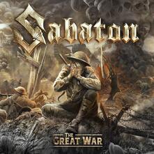 The Great War (180 gr. Black Vinyl) - Vinile LP di Sabaton