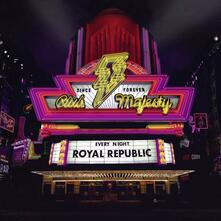 Club Majesty - CD Audio di Royal Republic