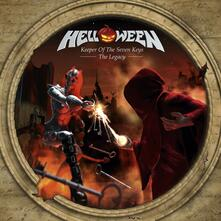 Keeper of the Seven Keys. The Legacy - Vinile LP di Helloween