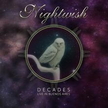 Decades. Live in Buenos Aires - Vinile LP di Nightwish