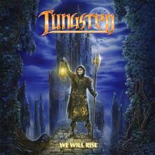 We Will Rise - Vinile LP di Tungsten