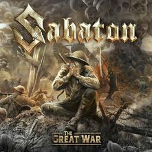 The Great War (180 gr. History Edition) - Vinile LP di Sabaton
