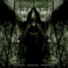 Enthrone Darkness - Vinile LP di Dimmu Borgir