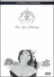 Lacrimosa. The Live History - DVD