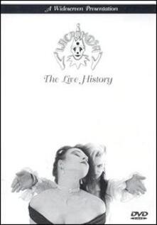 Lacrimosa. The Live History (DVD) - DVD di Lacrimosa