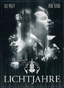 Lacrimosa. Lichtjahre - DVD