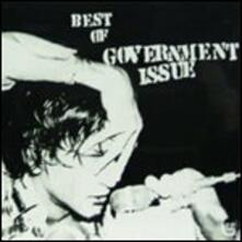 Best of - Vinile LP di Government Issue