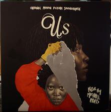 Us (Colonna Sonora) (Coloured Vinyl) - Vinile LP di Michael Abels