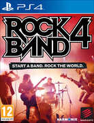 Videogiochi PlayStation4 Rock Band 4
