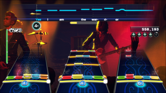 Videogioco Rock Band 4 + Chitarra Fender Stratocaster Wireless Xbox One 6