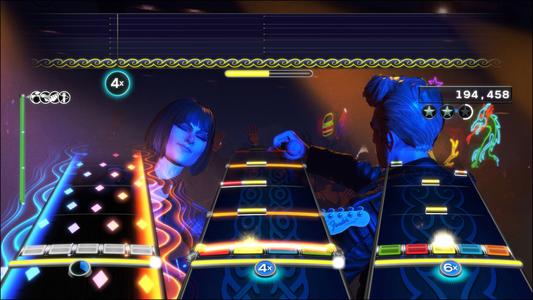 Videogioco Rock Band 4 + Chitarra Fender Stratocaster Wireless Xbox One 8