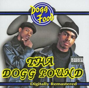 CD Dogg Food Dogg Pound