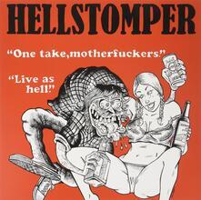 One Take, Motherfuckers - Vinile LP di Hellstomper