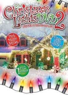 Christmas Lights 2: Bigger Dazzling Displays - DVD