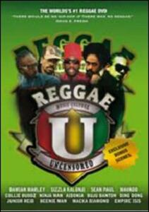 Reggae Uncensored - DVD
