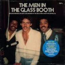 The Men in the Glass Booth part B (+ Poster) - Vinile LP