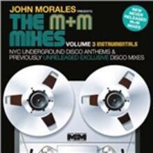 The M+M Mixes vol.3 (Instrumentals) - Vinile LP di John Morales