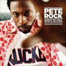 Give it to Y'All Ep - Vinile LP di Pete Rock