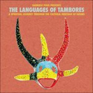 The Language of Tambores - Vinile LP di Gabriele Poso