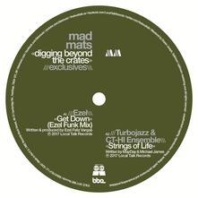 Mad Mats presents Digging Beyond the Crates - Vinile LP