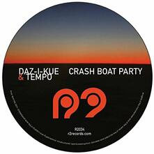 Crash Boat Party - Vinile LP di Daz I Kue