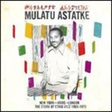 New York - Addis - London - Vinile LP di Mulatu Astatke