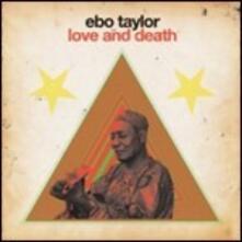 Love and Death - Vinile LP di Ebo Taylor