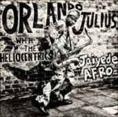 CD Jaiyede Afro Heliocentrics Orlando Julius