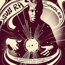 The Definitive 45s Sollection vol.2 - Vinile 7'' di Sun Ra