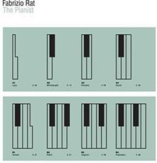 The Pianist - Vinile LP di Fabrizio Rat