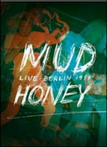 Mudhoney. Live in Berlin 1988 - DVD