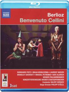 Hector Berlioz. Benvenuto Cellini di Philipp Stölzl - Blu-ray