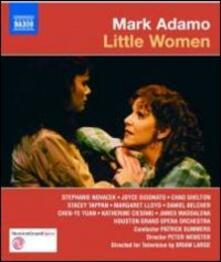 Mark Adamo. Little Women (Blu-ray) - Blu-ray di Mark Adamo,Patrick Summers