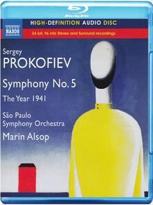 Sinfonia n.5, op.100, L'Anno 1941 op.90 - Blu-ray