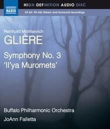 "Sinfonia n.3 ""IIy'a Murometz"" - Blu-ray"