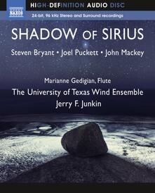 Joel Puckett. Shadow Of Sirius (Blu-ray) - Blu-ray