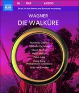 Richard Wagner. La Valchiria. Die Walküre - Blu-ray