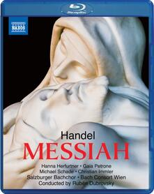 Il Messia (Blu-ray) - Blu-ray di Georg Friedrich Händel,Ruben Dubrovsky