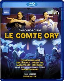 Il conte Ory (Le Comte Ory) (Blu-ray) - Blu-ray di Gioachino Rossini,Tobias Ringborg