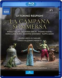 La campana sommersa (Blu-ray) - Blu-ray