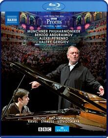 Live at the Proms 2016: Valery Gergiev e i Münchner Philharmoniker (Blu-ray) - Blu-ray di Valery Gergiev