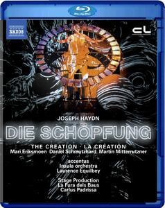 La Creazione (Blu-ray) - Blu-ray