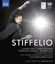 Stiffelio (Blu-ray) - Blu-ray